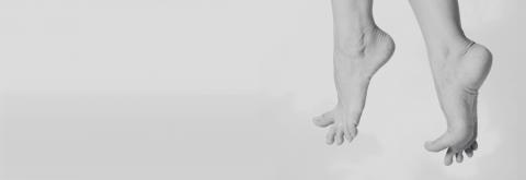 Bedank je voeten